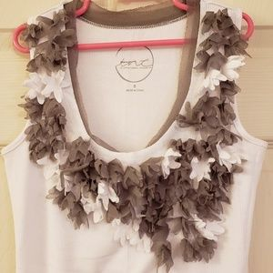 INC International Concepts Tops - INC brand sleeveless shirt